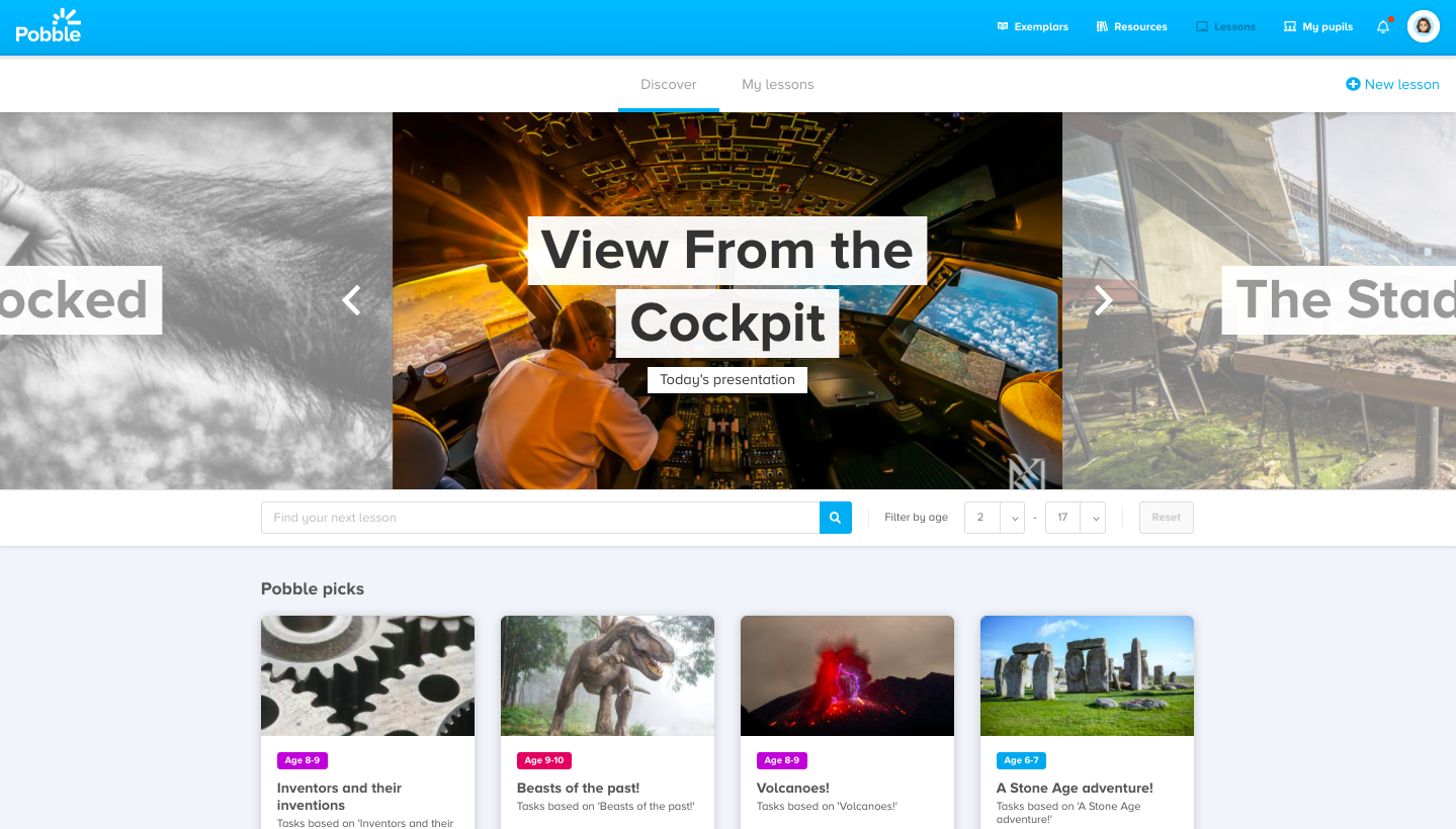 Discover Pobble