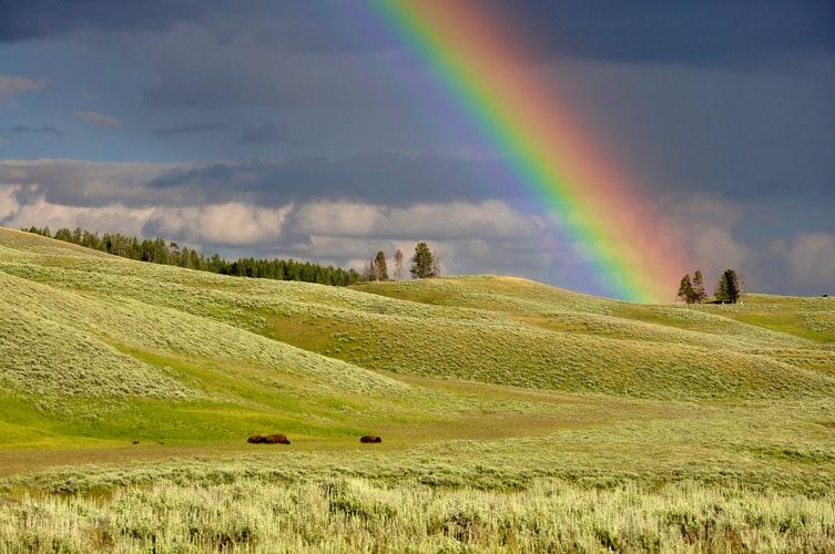 pobble rainbow quick write