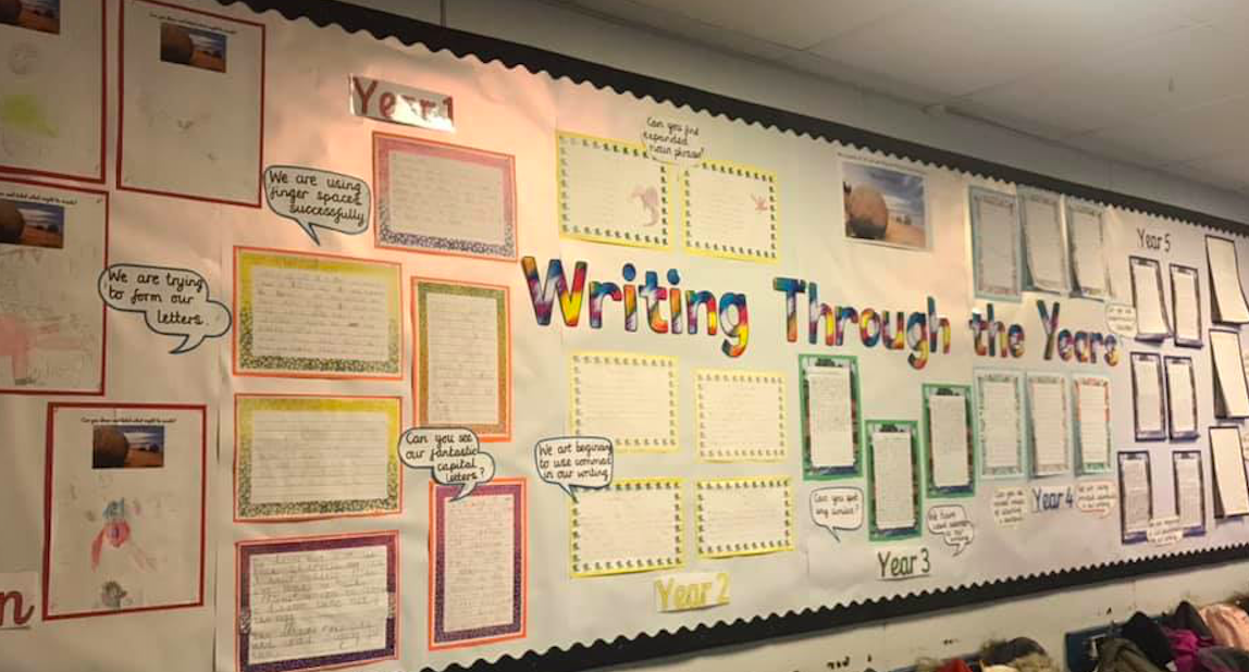 whole school writing day